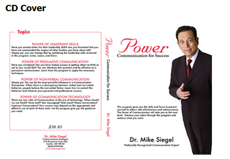 POWER: COMMUNICATION FOR SUCCESS 4 CD Set or E-book